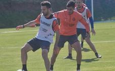 Sergio no da pistas sobre el sustituto de Nacho en el lateral izquierdo del Real Valladolid