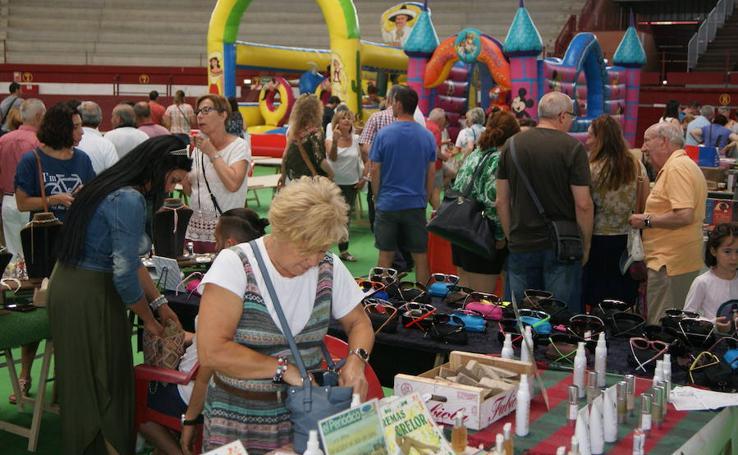 El Mercado de Arroyo junio