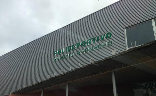 Antonio Garnacho da nombre al polideportivo de La Flecha