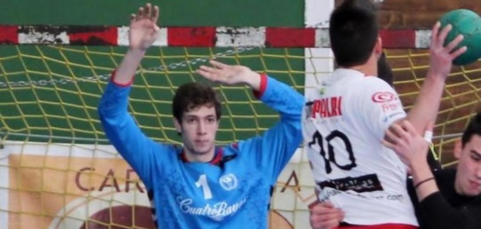 Juan Carlos Cabada se incorpora al Club Balonmano Gerovida Arroyo
