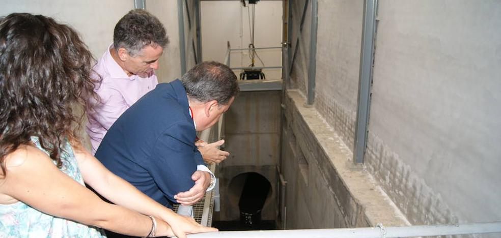 Arroyo aprueba el nuevo convenio de depuración de aguas