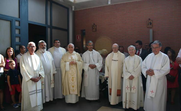 Bodas de oro don Mariano, párroco de Arroyo