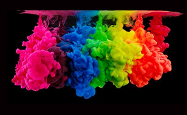 ASFAE experimenta con tintes de colores