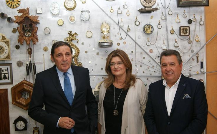 Inauguración locales PRECOVE en La Flecha