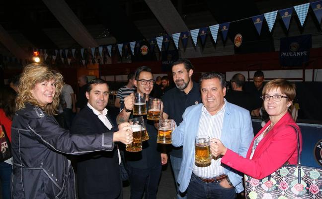 La Oktoberfest convoca en Arroyo a los amantes de la cerveza