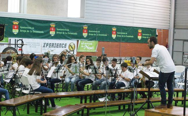 Arroyo celebra Santa Cecilia este domingo con un concierto en La Flecha