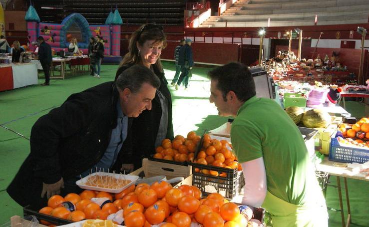 Mercado de Arroyo noviembre