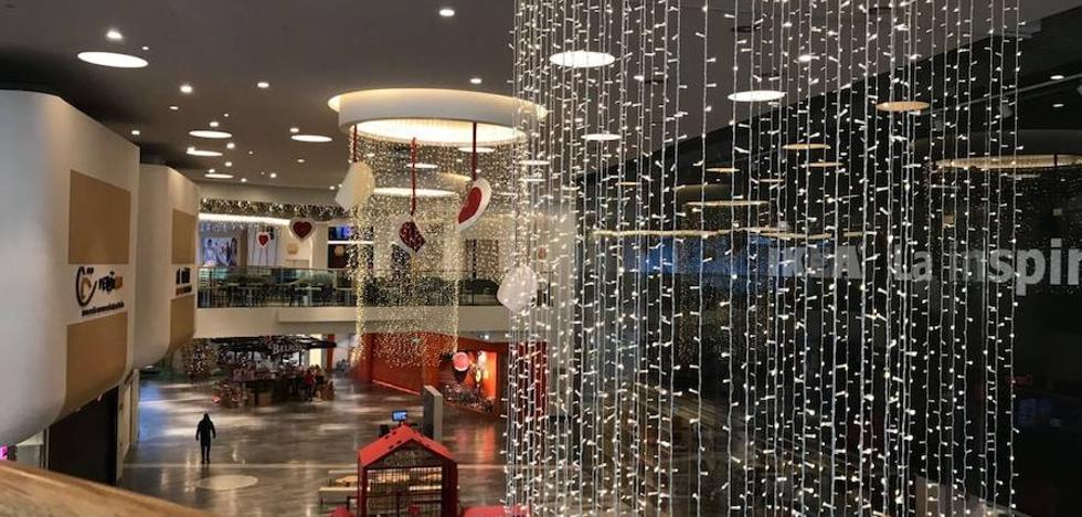 Vive la llegada de Papá Noel a RÍO Shopping