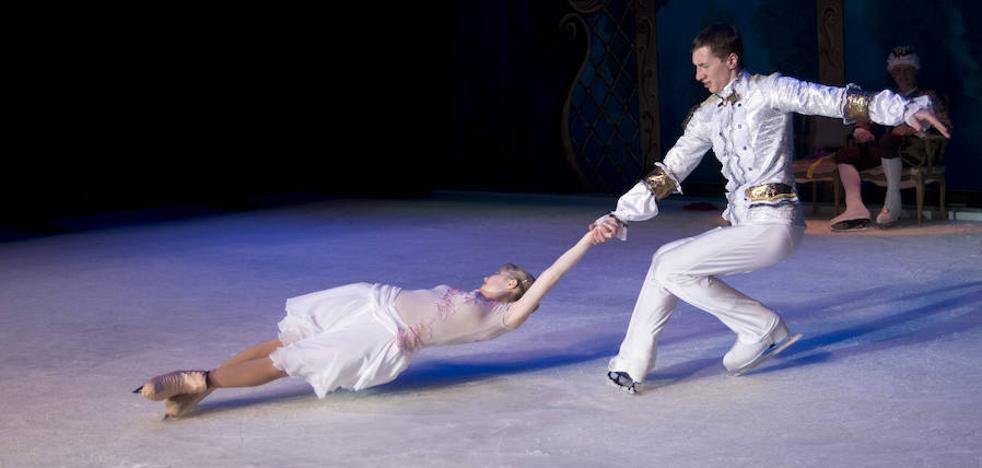 El ballet ruso sobre hielo llega a Arroyo