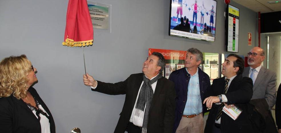 Inauguración del CDO La Almendrera en Arroyo