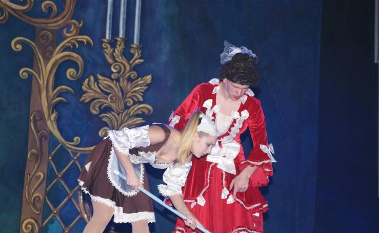 Ballet ruso sobre hielo en Arroyo