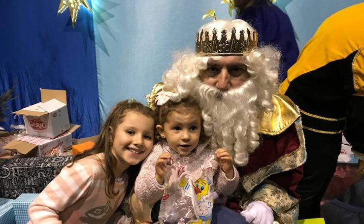 Reyes Magos en Arroyo de la Encomienda