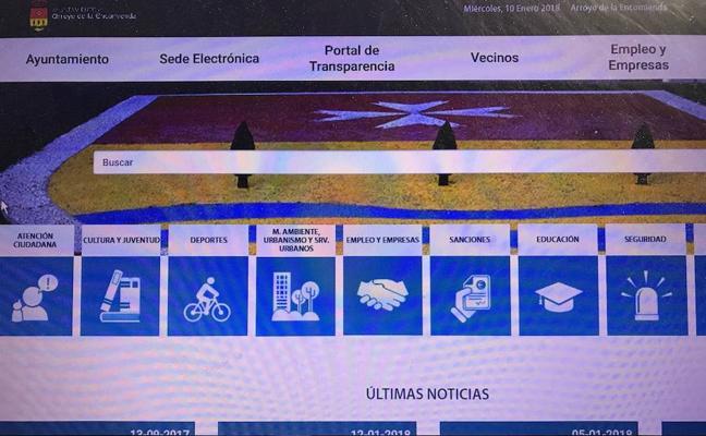Arroyo crea nuevos canales de comunicación gracias a un nuevo portal web y una APP móvil