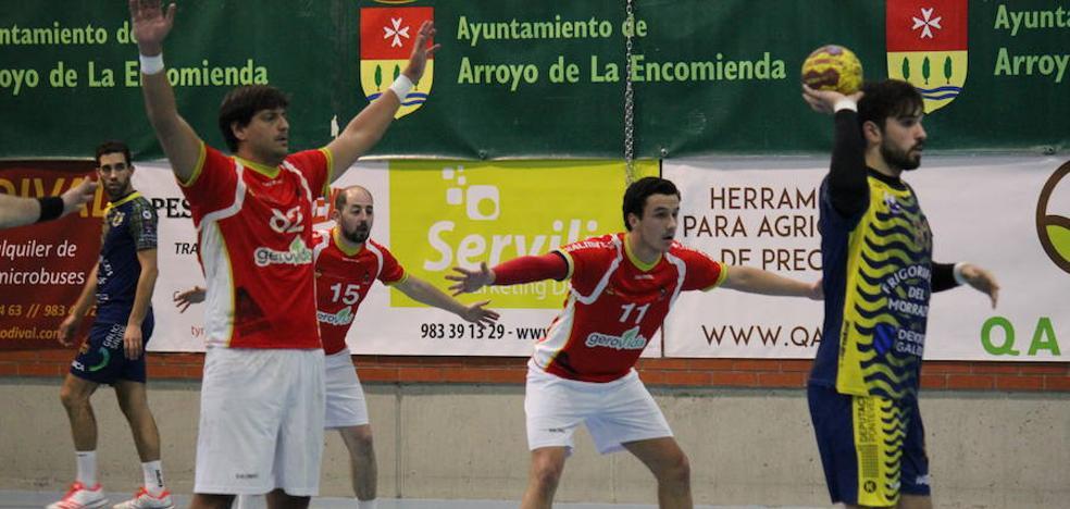 Importante victoria del Gerovida Arroyo ante el segundo clasificado, Cronistar Oviedo
