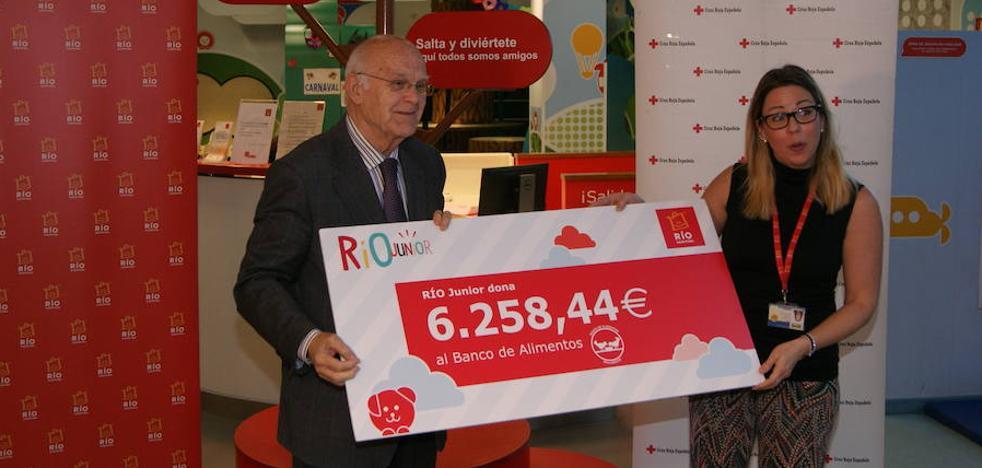 RÍO Shopping aportará fondos a la Cruz Roja en su compromiso con la promoción del éxito escolar