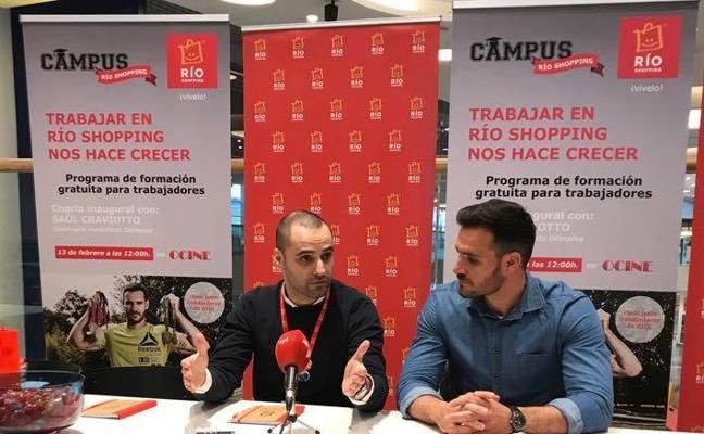 Campus RÍO: formación gratuita para los trabajadores de RÍO Shopping