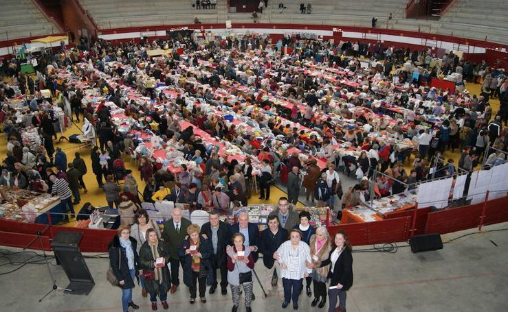 V Encuentro nacional de Bolillos y Vainicas de Arroyo (2/2)