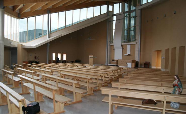Nueva iglesia de La Flecha