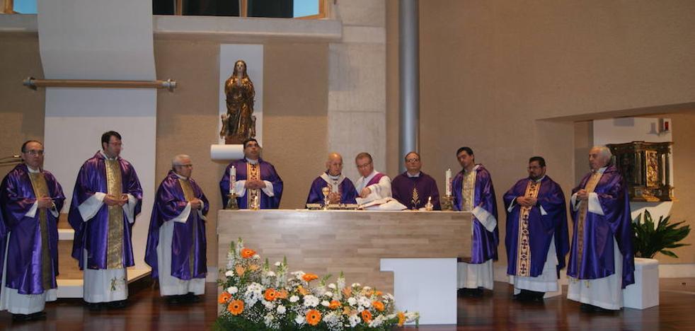 La Flecha estrena su nueva iglesia tras dos años de obras y más de 2,2 millones de inversión