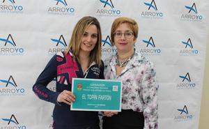 Entrega placas ganadores Concurso de Pinchos 2017