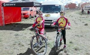 Grandes resultados en el Campeonato de Ciclismo Castilla y León BTT