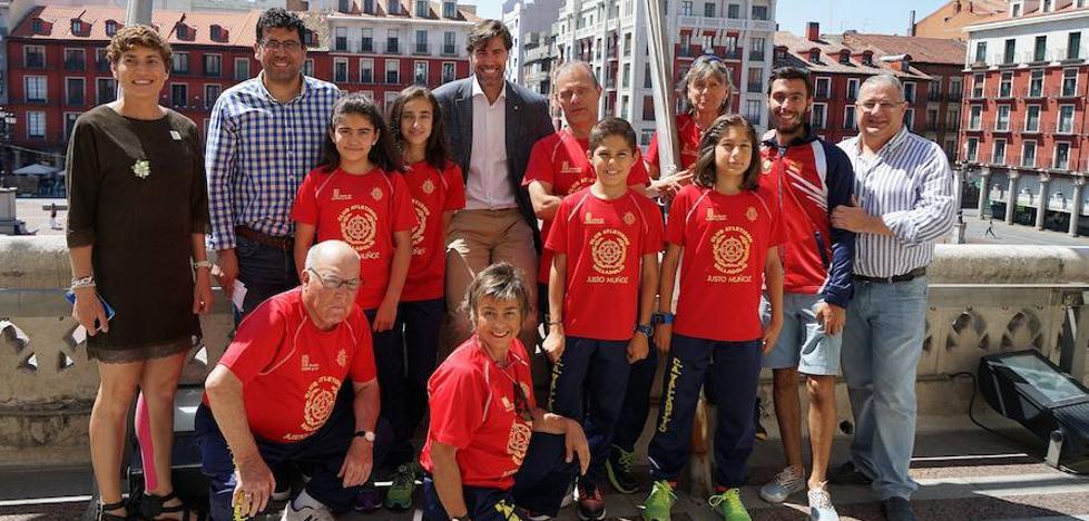 Las instalaciones de Rio Esgueva acogen el Campeonato de España Infantil