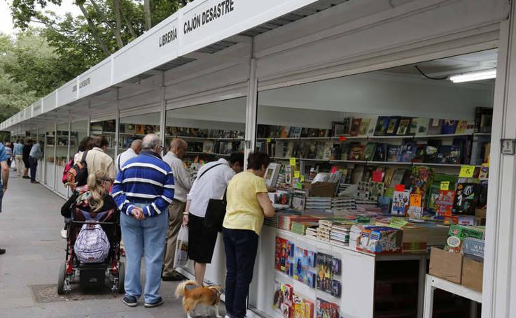XXV Feria del Libro Antiguo y de Ocasión en Palencia