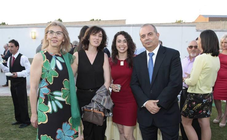 Cena Solidaria en favor de Proyecto Hombre en Salamanca
