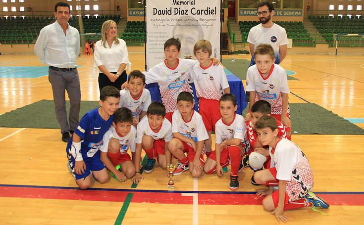 Memorial de Fútbol Sala David Díaz Cardiel