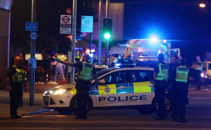 Noche de terror en Londres