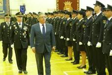 Zoido preside la jura de 259 nuevos agentes de Policía Nacional en Ávila