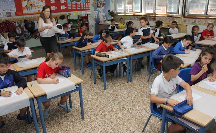 Así es el colegio Maristas Castilla de Palencia