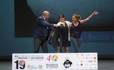 'La terreta', del Restaurante 5 Gustos, gana el Pincho de Oro del Concurso Provincial