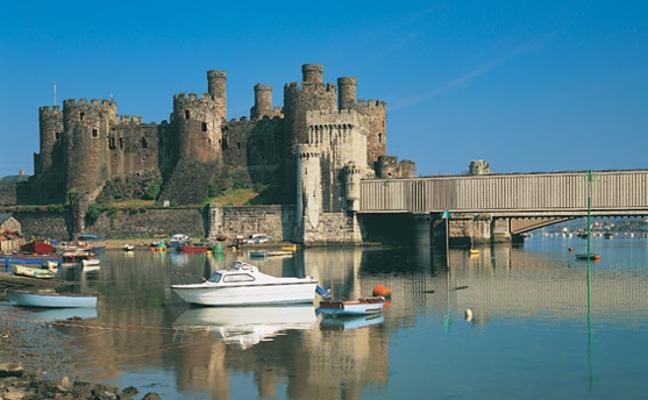 Gales, tierra de castillos, mitos y leyendas