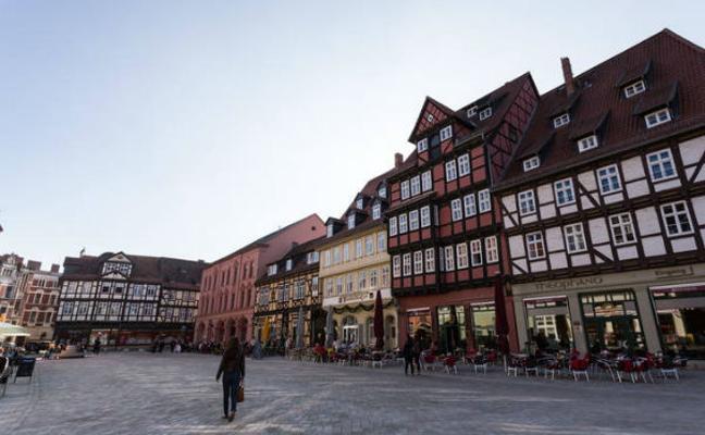 Un sueño bávaro llamado Quedlinburg