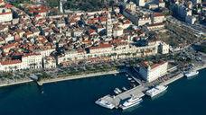 Split, una ciudad mágica abierta al Adriático