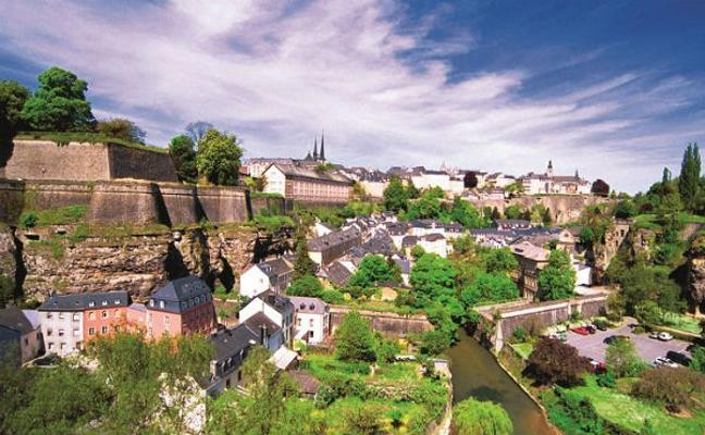 Luxemburgo, un lugar tan bello como desconocido en el corazón de Europa