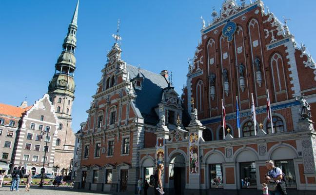 Riga, el corazón cultural del Báltico