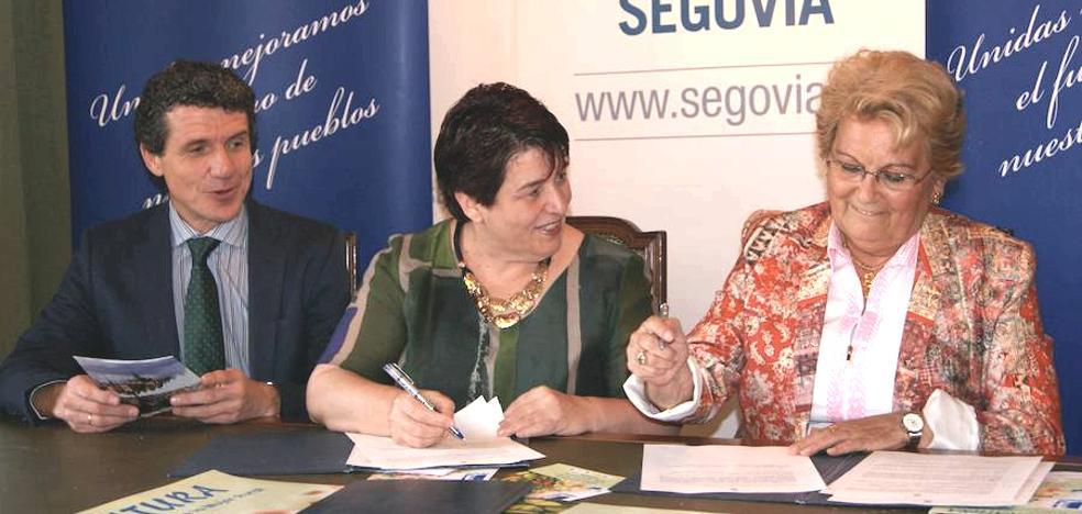 120 artesanas participan en la Feria Pronatura de Segovia