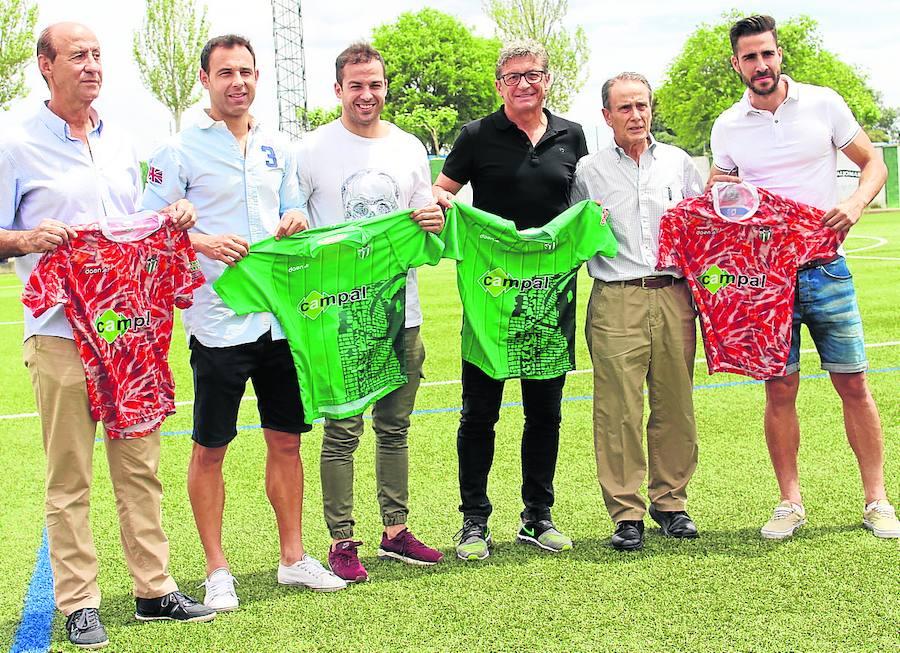 Ángel Marcos, Ángel Sánchez y Álvaro Benito se incorporan al staff técnico del CD Guijuelo