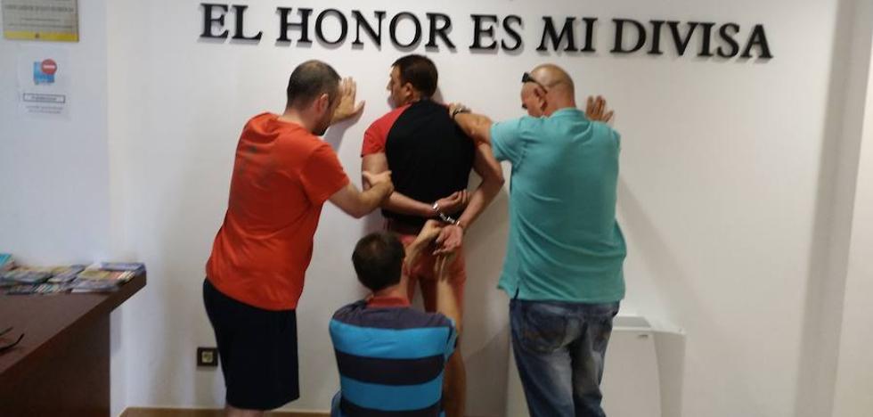 Detenido en Salamanca un preso fugado de una cárcel portuguesa