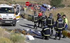 Empieza en Ávila el juicio por el accidente de autobús de Tornadizos