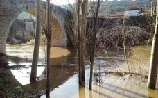 El embalse que controlará el caudal del río Cega