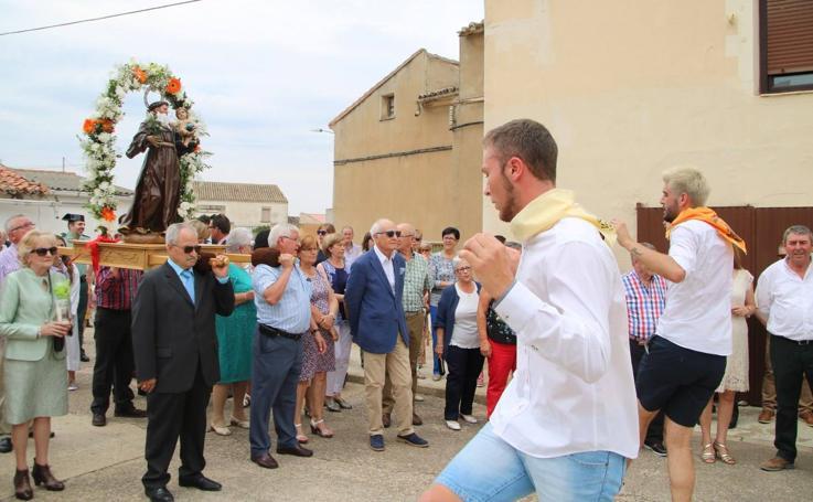 Soto de Cerrato celebra San Antonio de Padua