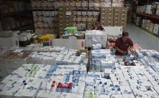 Serunion donará 120 raciones semanales al Banco de Alimentos