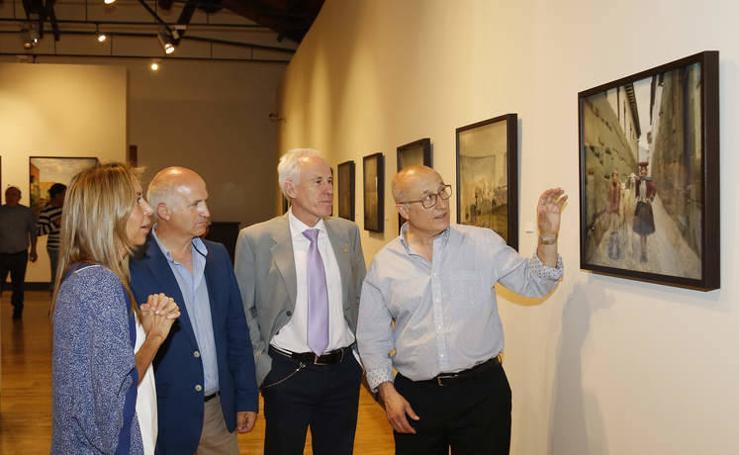 Exposición en Palencia de Juan Manuel Castro Prieto, Premio Nacional de Fotografía 2015