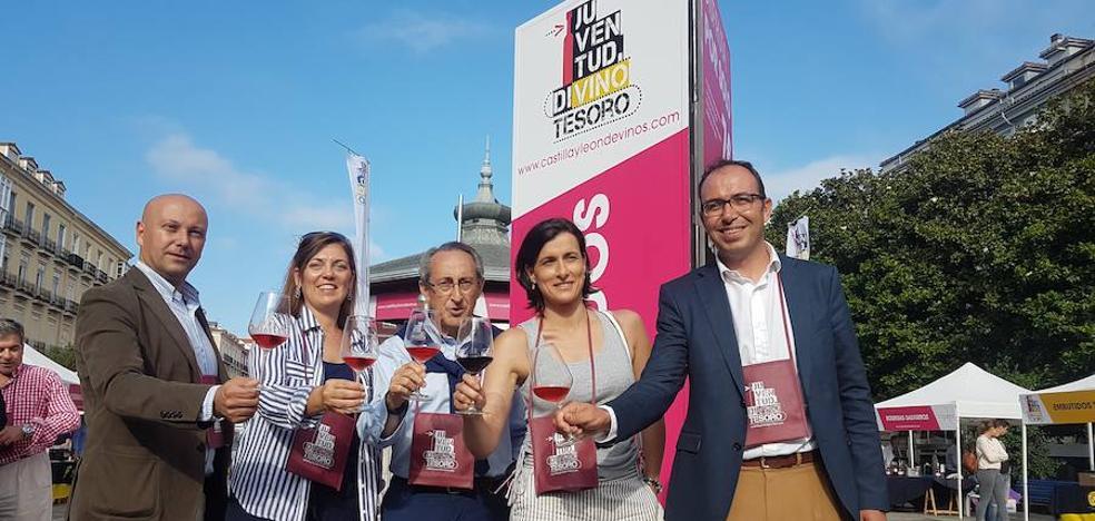 Palencia se extiende hasta la plaza del Pombo de Santander