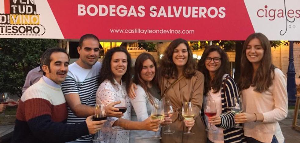 Triunfo indiscutible de los vinos de Cigales en Santander