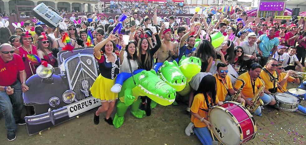 La Fuente de San Esteban, Cabrerizos y Ledesma siguen disfrutando de la fiesta