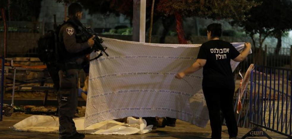 Daesh reivindica por primera vez un ataque en Jerusalén